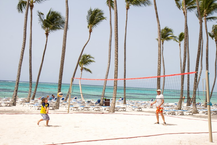 Punta Cana volleybal